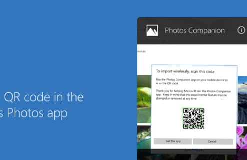 Microsoft Photos Companion App