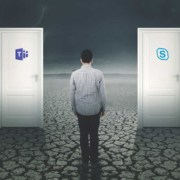 Microsoft Teams und Skype for Business Online