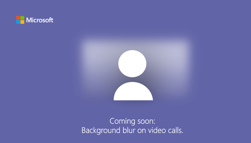 Microsoft Teams Background Blur